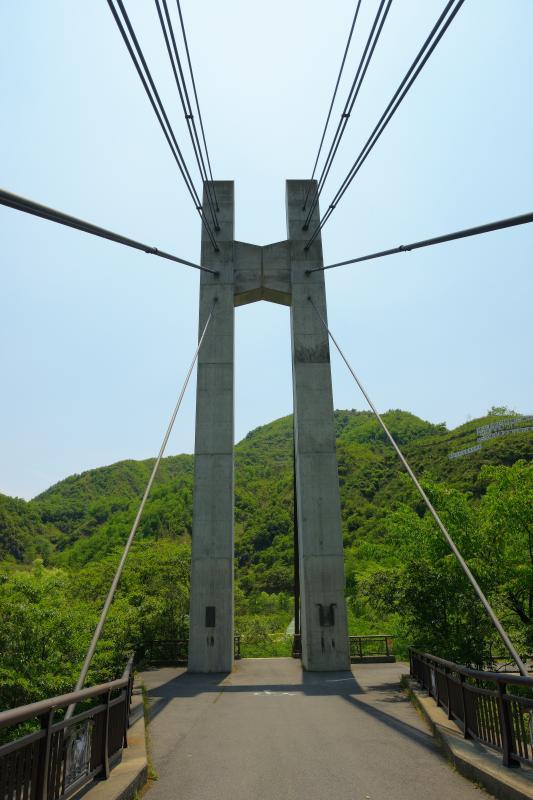 [ 銅橋 ]  公園名、橋名は「銅(あかがね)」の文字が含まれます。