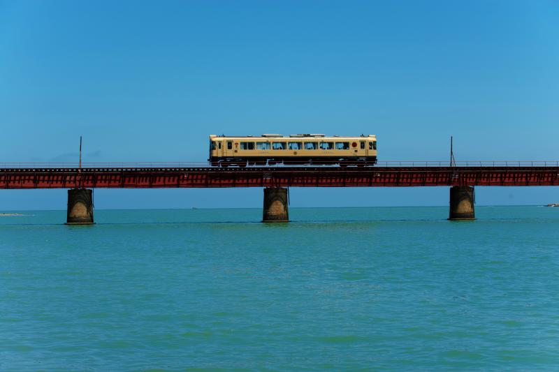 由良川橋梁|