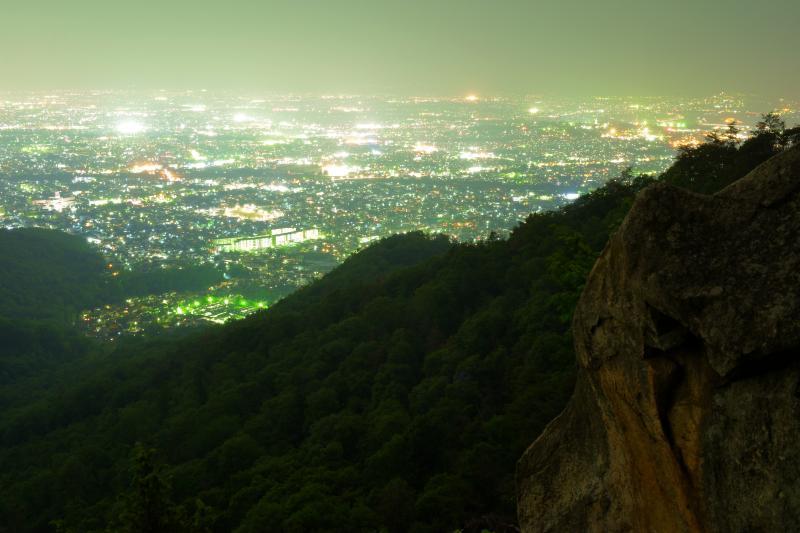 千代田湖 白山 |