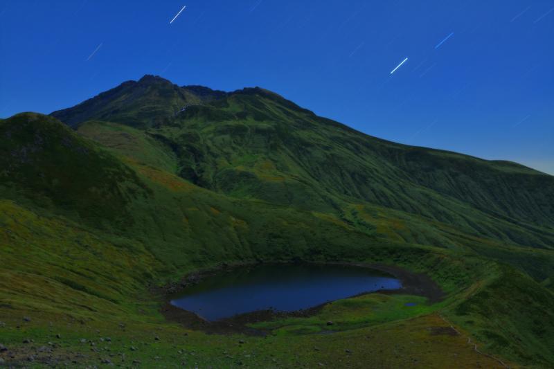 鳥海山 鳥海湖 |