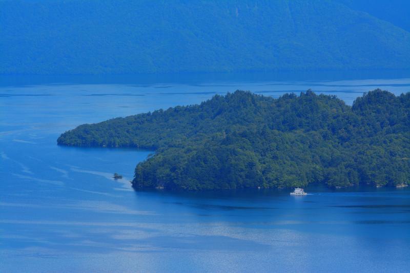 十和田湖 甲岳台展望台 |