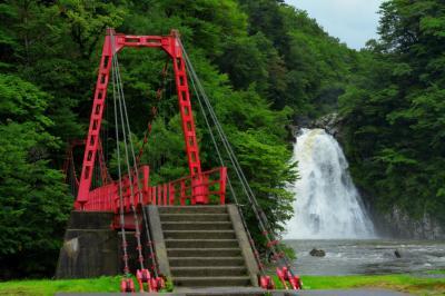 法体の滝|