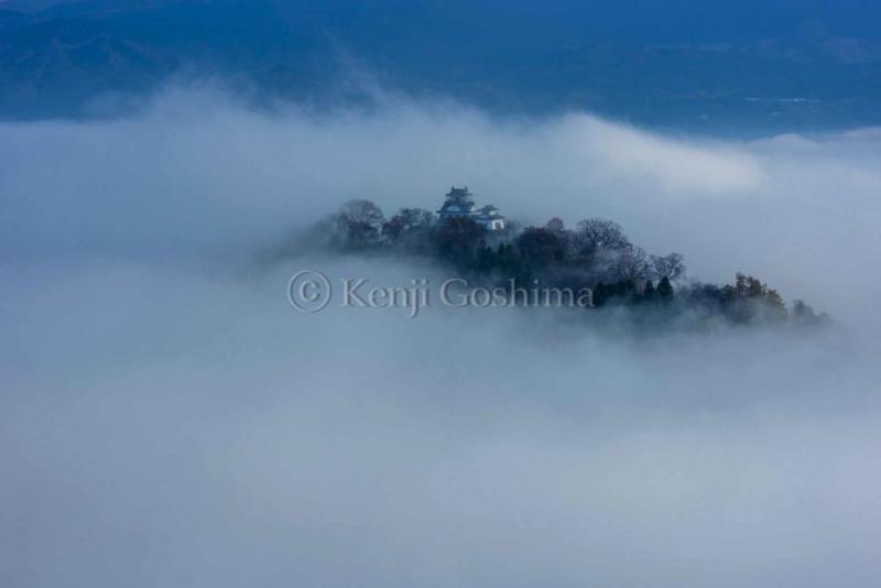 大野城 雲海 