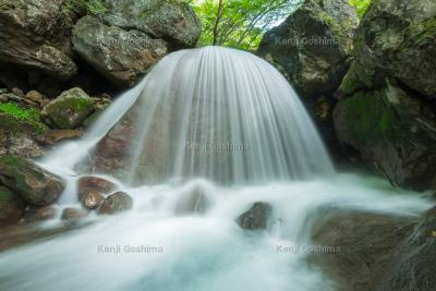 三日月滝 