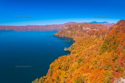 十和田湖 紅葉|