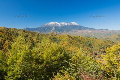 開田高原 御嶽山|