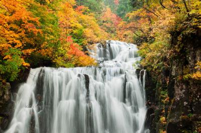立又渓谷 二の滝  