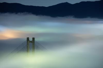 秩父の雲海|